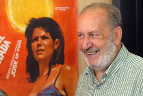 Film director of La piel quemada (1967)