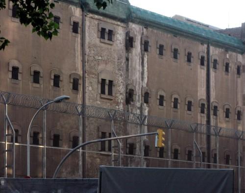 Prison in Barcelona