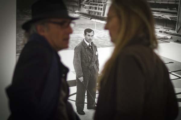 Homenatge a Emili Fernández Miró i Jacques Dupin. Fundació Miró. Barcelona.