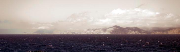 El mar que atupa Mallorca i el port de Barcelona