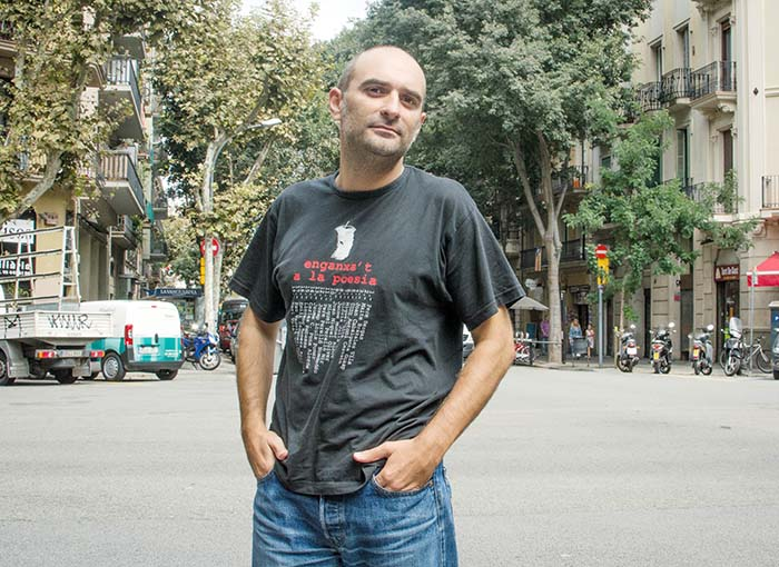 Barcelona. Presentació de 'Setembre, octubre i noviembre' (L'altra editorial)